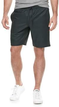 Marc Anthony Men's Slim-Fit Stretch Luxury+ Knit Shorts