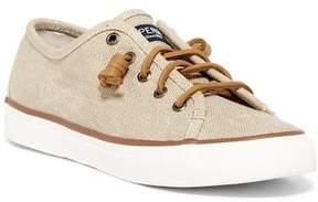 Sperry Seacoast Waxy Canvas Sneaker
