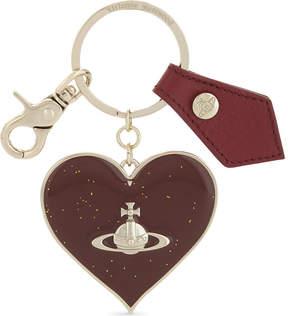 Vivienne Westwood Gadget heart keychain