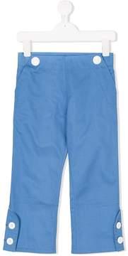 Marni button detail trousers