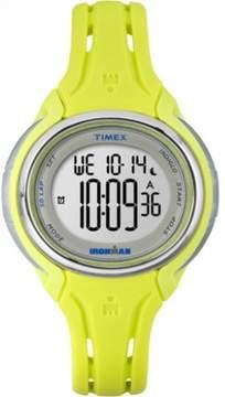 Timex Ironman Sleek 50 Mid-Size TW5K97700 Yellow/Grey Quartz Women's Watch