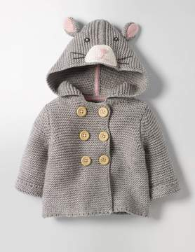 Boden Fun Animal Knitted Jacket