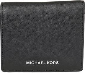 Michael Kors Jet Set Travel French Wallet - BLACK - STYLE