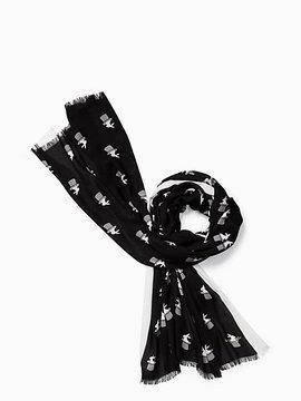 Magic trick oblong scarf