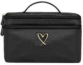 Victoria's Secret Victorias Secret Python Weekender Train Case
