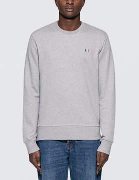 Ami Small Logo Crewneck Sweatshirts