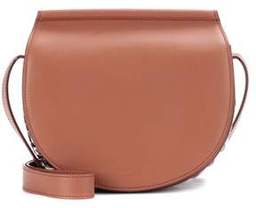 Givenchy Infinity Mini Saddle leather shoulder bag