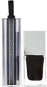 Givenchy Rouge Interdit Temptation Black Magic Lip and Polish