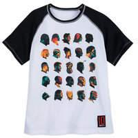 Disney Marvel's Avengers: Infinity War Raglan T-Shirt for Men