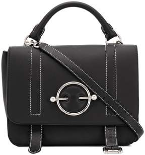 J.W.Anderson black Disc satchel