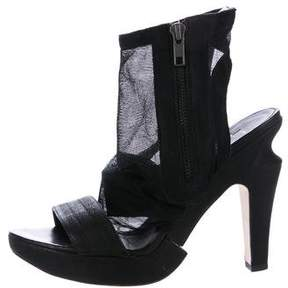 Ld Tuttle Leather Platform Sandals