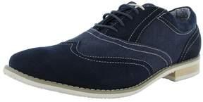 Steve Madden Mens P-Tagert Plain Wingtip Oxford Shoe