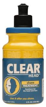 HeadBlade ClearHead Post Shave Treatment