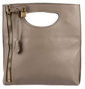 Tom Ford Leather Alix Tote