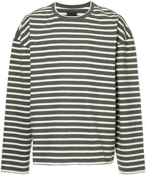 Juun.J oversized sweatshirt