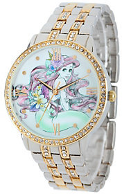 Disney Ariel Women's Glitz Bracelet Watch