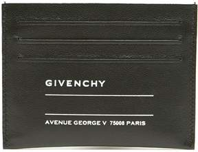 Givenchy 'address Tag' Cardholder