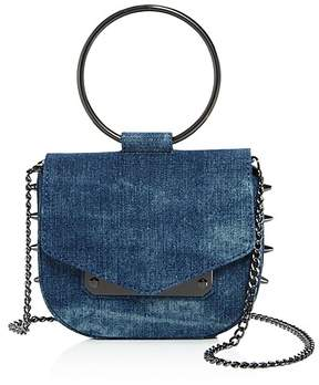 Nasty Gal Ring Leader Denim Crossbody - 100% Exclusive