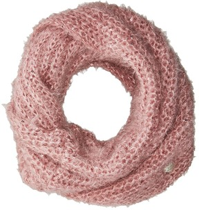 Betsey Johnson Fuzzy Wuzzy Snood Scarves