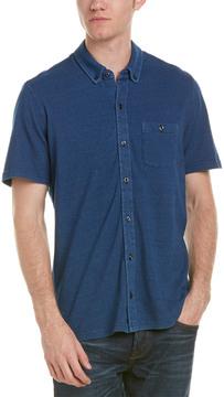 Michael Bastian Gray Label Knit Shirt