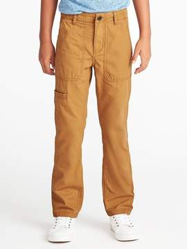 Old Navy Slim Ripstop-Canvas Utility Pants for Boys