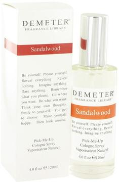 Demeter by Sandalwood Cologne Spray for Women (4 oz)
