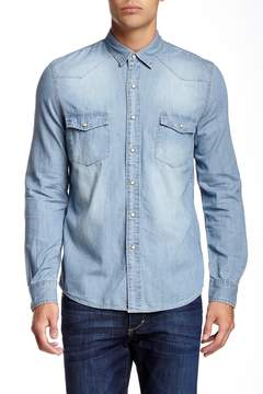 Micros Riley Denim Shirt