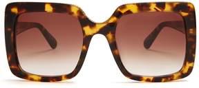 Stella McCartney Falabella square-frame sunglasses