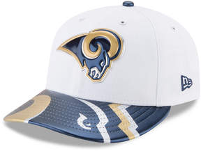 New Era Los Angeles Rams Low Profile 2017 Draft 59FIFTY Cap