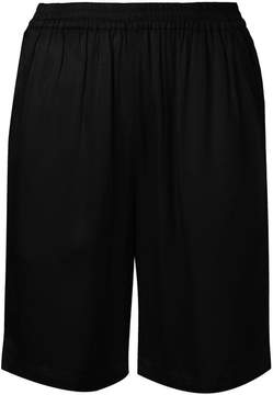 Bellerose high-waist fitted shorts