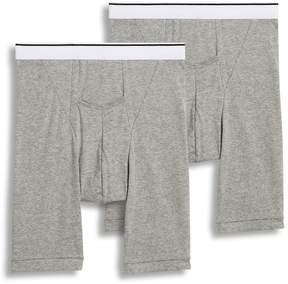 Jockey Men's 2-pk. Pouch Stretch H-Fly Full Rise Midway Briefs