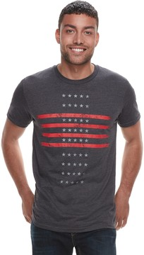 Apt. 9 Men's Stars and Stripes Graphic Tee