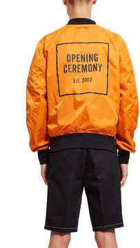 Opening Ceremony Alpha Industries For L-2B Mesh Bomber Jacket