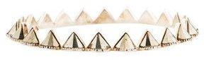 Amrapali Pyrite Spike All Around Bangle Bracelet