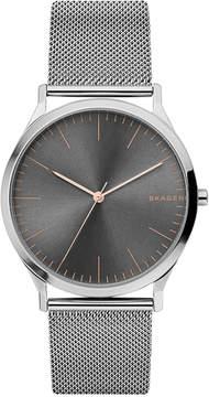 Skagen Men's Jorn Stainless Steel Mesh Bracelet Watch 40mm