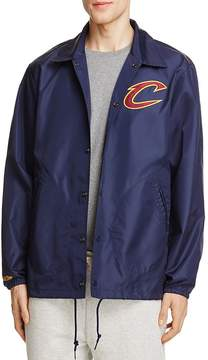 Mitchell & Ness Cleveland Cavaliers NBA Coach Jacket - 100% Exclusive