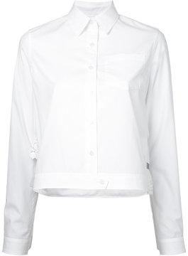 Kolor cropped shirt