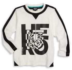 Armani Junior Little Boy's & Boy's Cotton Crewneck T-Shirt