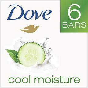 Dove go fresh Beauty Bar Cucumber and Green Tea