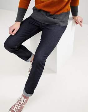 Lee Jeans Rider Slim Fit Jeans in Clean Splash Blue