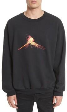 Drifter Men's Volcanus Graphic Print Sweatshirt