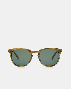 Ted Baker Round polarised sunglasses