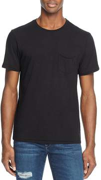 Joe's Jeans Cotton Jersey Pocket Tee