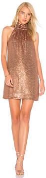 C/Meo Illuminated Mini Dress