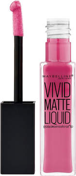 Maybelline Color Sensational Vivid Matte Liquid Lip Color - Twisted Tulip