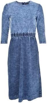 Blush Lingerie Washed Denim Dress