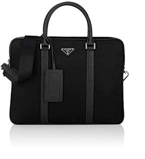 Prada Men's Slim Briefcase