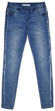 Tractr Girl's Pull On Skinny Jeans