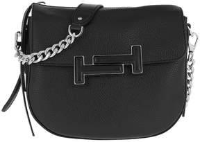 Tod's Double T Crossbody Bag Mini Black