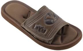 NCAA Men's BYU Cougars Memory Foam Slide Sandals